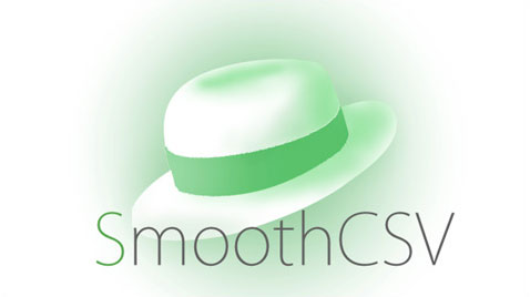 SmoothCSVでの楽天市場商品情報CSVファイルの開き方