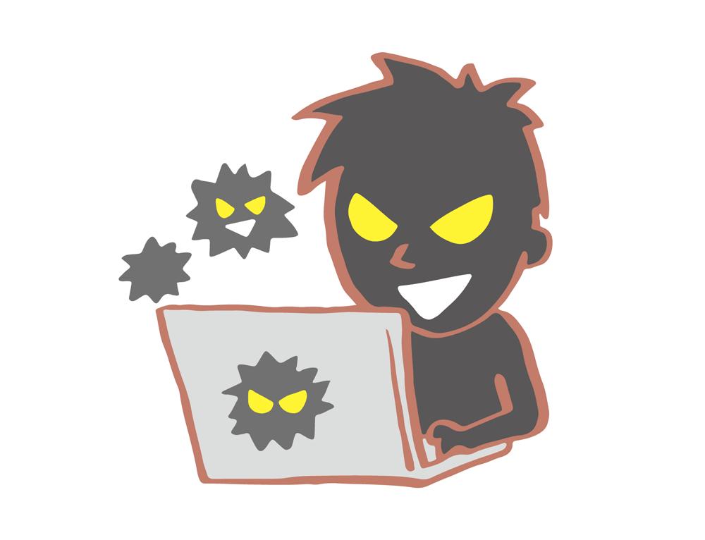 Mailer-Daemonから大量のメールが来た場合、メールアドレスが乗っ取られています