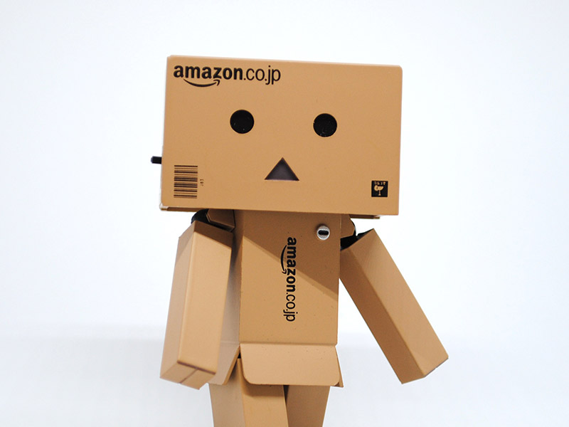 Amazonの納期・リードタイム変更